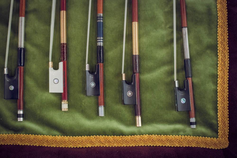 our antique bows